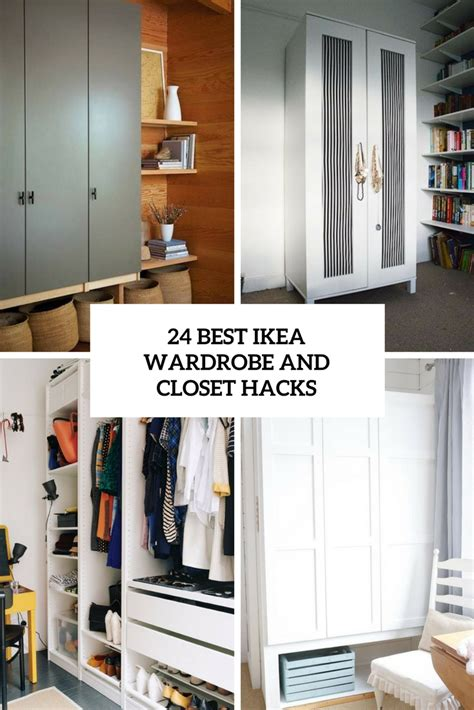 best hacks 24 best ikea wardrobe and closet hacks digsdigs
