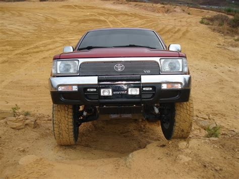 1994 Toyota Specs 1994 Toyota 4runner Pictures Information And Specs