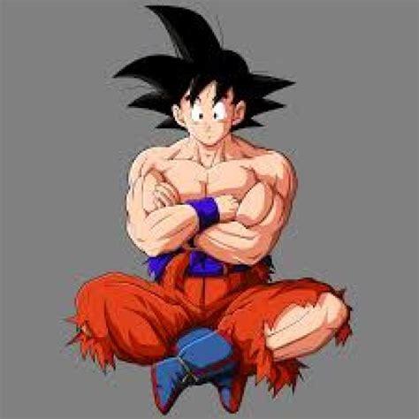 Imagenes De Goku Grandes   ranking de transformaciones y fusiones de goku listas en