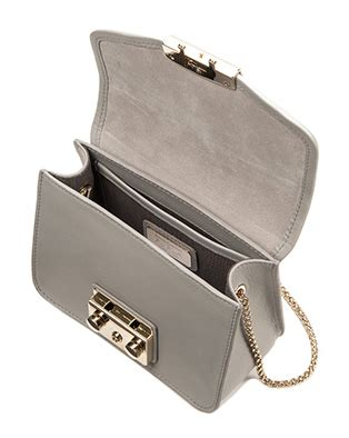 New Furla Mini Piper Silver i want bags 100 authentic coach designer handbags and