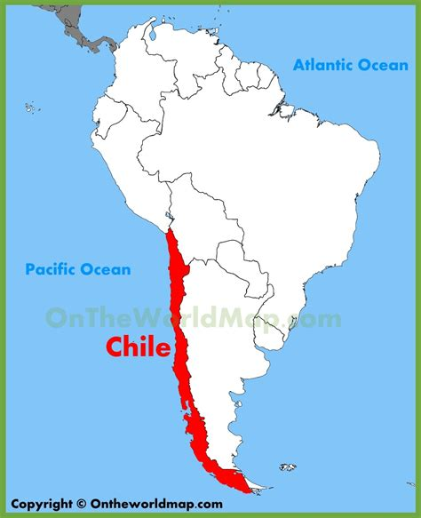 chile location on world map why and how i want a south american themed region based