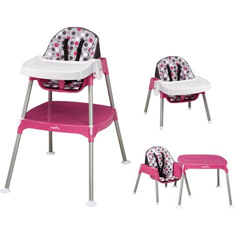 Walmart High Chair by Badger Basket Wooden High Chair Espresso Walmart