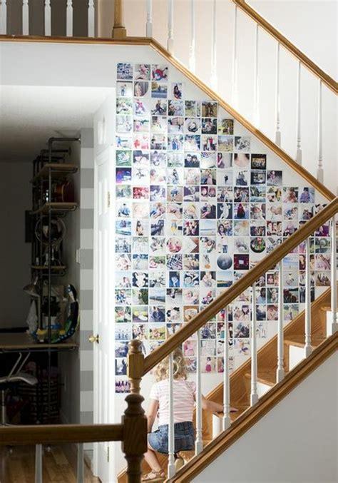 Wallpaper Dinding Premium 45cmx5m 55 Dekorasi Shabby Sticker 55 ausgefallene bilderwand und fotowand ideen archzine net