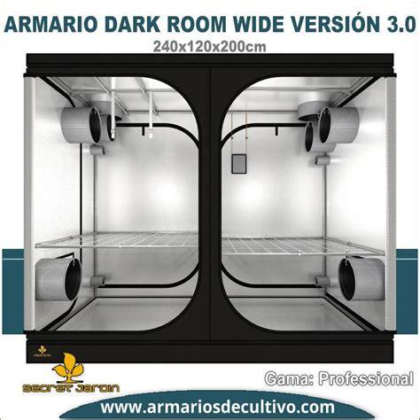armario de cultivo dark room xx  secret jardin