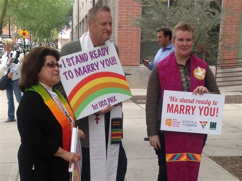 Maricopa County Marriage License Records Couples To Get Married After State S Same Marriage Ban Overturned