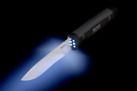blade light sog bladelight knife series hiconsumption
