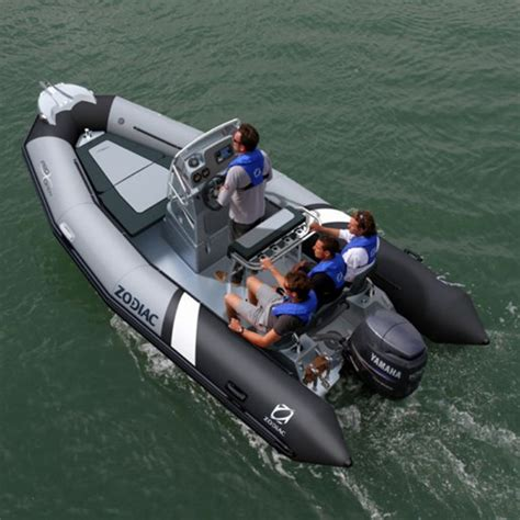 zodiac inflatable boats reviews 2017 zodiac pro open 550 ridgid sports inflatable boat