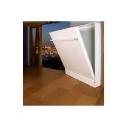 armoire lit escamotable space couchage 140cm pr achat