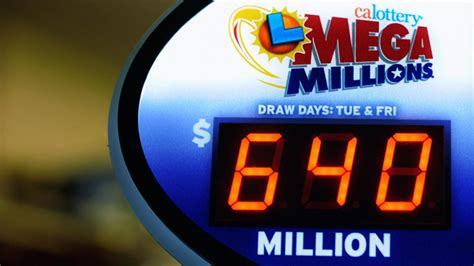 Friday Lottery Drawings