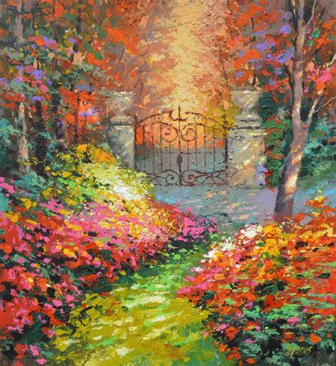 precio de cuadros al oleo in autumn garden cuadros pinturas al oleo de dmitry