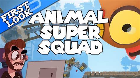 animal super squad  gamer scot