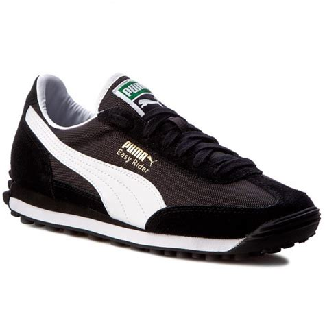 easy rider shoes sneakers easy rider 363129 01 black white