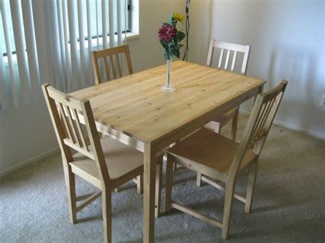 dining table used dining table and chairs