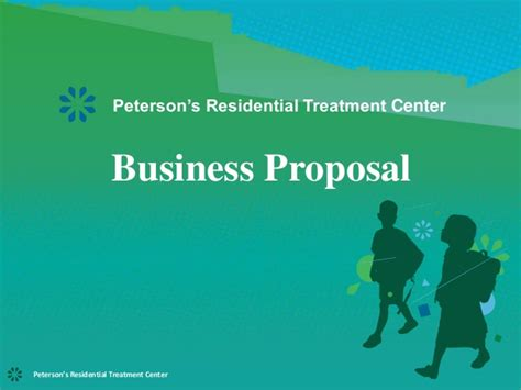 Business Plan For Detox Center by Peterson S Residential Treatment Center Business