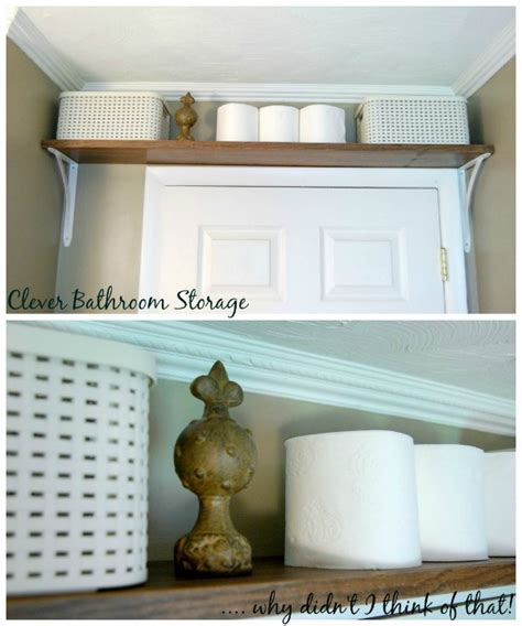 door bathroom storage bathroom storage solutions small space hacks tricks