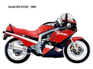 Suzuki Gsx R 1100 1990 Suzuki Gsx R 1100 Pics Specs And Information
