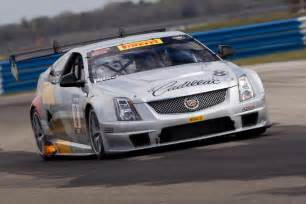 Cadillac Cing Gm Releases Fresh Batch Of Cadillac Cts V Coupe Racer