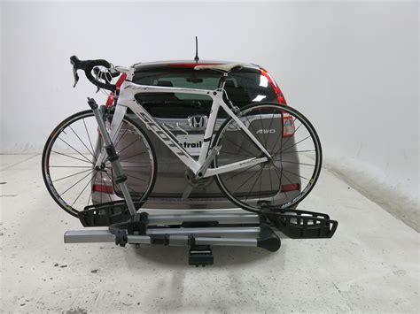Bike Rack Honda Crv by 2006 Honda Cr V Thule T2 Pro 2 Bike Platform Rack 2 Quot Hitches Tilting