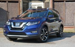 Nissan Rougue 2017 Nissan Rogue Added Style To An Already Smooth Ride