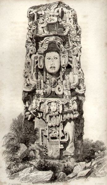 imagenes de totem mayas la sorprendente cultura maya 171 oldcivilizations s blog