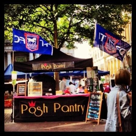 the posh pantry picture of the posh pantry ipswich