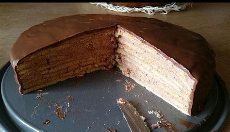 Prinzregenten Torte Rezept Mit Bild Ep1312