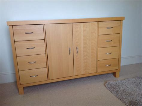 Beech Effect Sideboard beech effect cupboard sideboard buy sale and trade ads