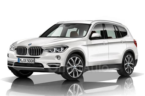 New Bmw 2018 X3 by Rendered 2018 Bmw X3