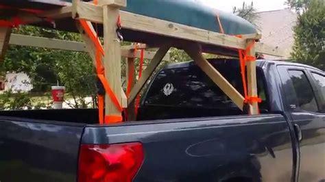 homemade truck homemade kayak rack truck bed homemade ftempo