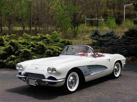 automobile air conditioning service 1961 chevrolet corvette interior lighting 1961 chevrolet corvette for sale classiccars com cc 715340