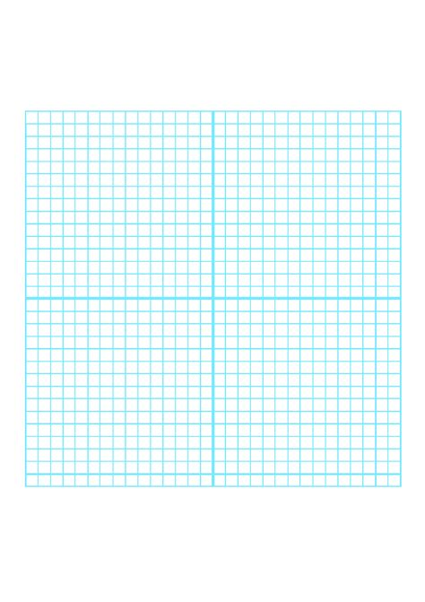 printable graph paper 30 x 30 numbered four quadrant grid 30x30 free download