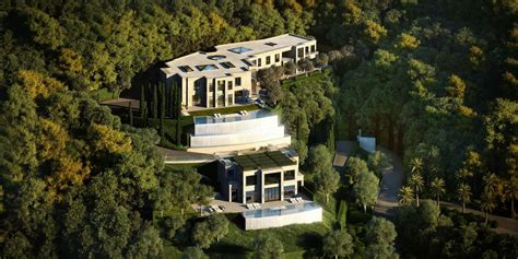 build a mansion a billionaire could build a mansion bigger than the white