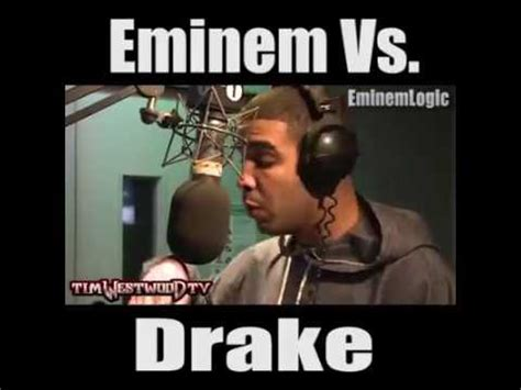 Eminem Drake Meme - rap battle drake vs eminem youtube