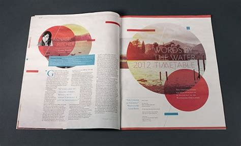 60 stunning pieces of editorial design web graphic