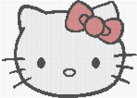 hello kitty cross stitch cross stitch mania free hello kitty cross stitch chart