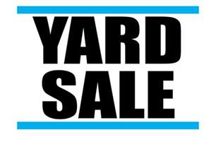 printable yard sale signs free for advertisement