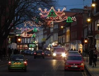 christmas in guildford guildford surrey uk pinterest