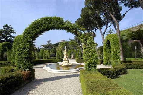 roma giardini vaticani giardini vaticani turismo citt 224 vaticano viamichelin