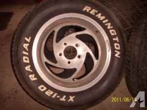 Truck Rims For Sale In Michigan Chevy 15 Quot Directional Rims And Tires For Sale Or Trade