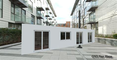 modulhaus deutschland modulhaus ovi nur haus modulbau wohn container mobiles