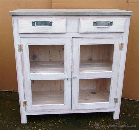 muebles online vintage alacena o despensa de madera mueble blanco dec comprar