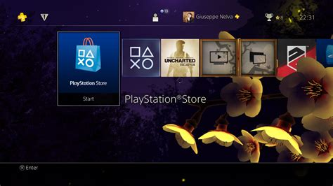 best ps4 themes uk new cherry blossoms ps4 dynamic theme changes with the