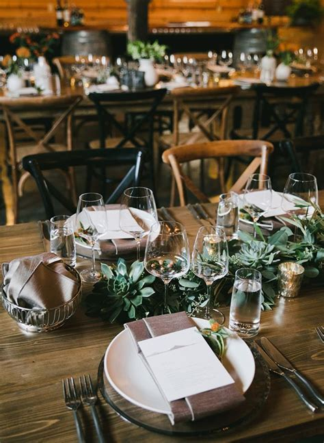 Best 25  Modern rustic weddings ideas on Pinterest