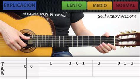 tocar las mananitas paso a paso con guitarra las ma 209 anitas en guitarra ac 218 stica muy facil para