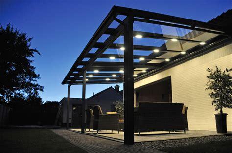 terrassendach t150 licht gt zusatzausstattung wolf markisen