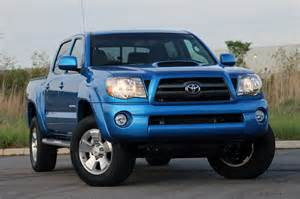 Toyotas Tacoma Review 2010 Toyota Tacoma 4x2 Prerunner Photo Gallery