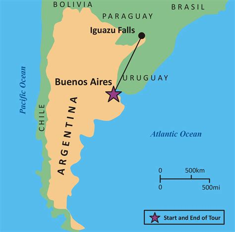 where is argentina on the world map sights and soul travels argentina buenos aires and