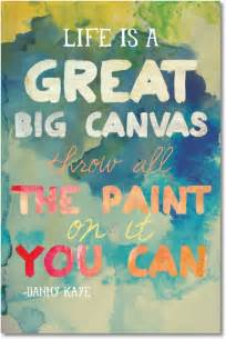 quotes about the color is a great big canvas free printables