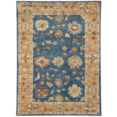 dynamic rugs charisma dynamic rugs charisma mediterranean blue 5 ft x 8 ft indoor area rug ch691409550 the home depot