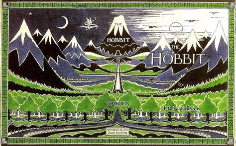 libro the illustrated a z of the hobbit book quotes quotesgram